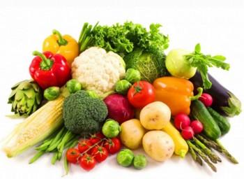 Bí quyết giữ rau quả tươi