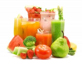 Sinh tố hoa quả